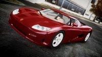 Скриншот к файлу: 2002 Koenigsegg CC8S