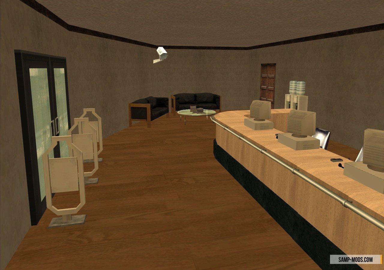 Интерьер офиса самп