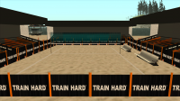 Скриншот к файлу: Volleyball Court Santa Maria Beach