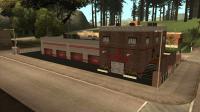 Скриншот к файлу: Пожарная станция от Kova515