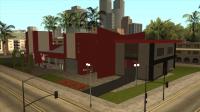 Скриншот к файлу: Пожарная станция от BarbaNegra