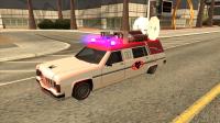 Скриншот к файлу: Машина Ghostbusters