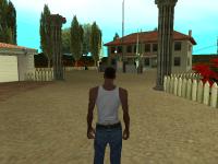 Скриншот к файлу: Дом на горе Vinewood