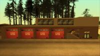 Скриншот к файлу: Пожарная станция от Markyz