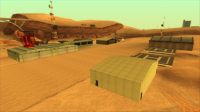 Скриншот к файлу: Специальная военная база