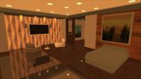 Скриншот к файлу: Интерьер номера в отеле