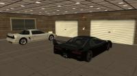 Скриншот к файлу: Интерьер двухместного гаража
