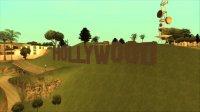 Скриншот к файлу: Знак Голливуда