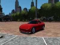 Скриншот к файлу: Mazda RX-7 v0.8 BETA