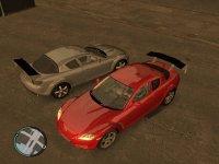 Скриншот к файлу: Mazda RX-8 [xXx, Diesel]