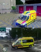 Скриншот к файлу: Ambulance VW Sprinter 2011