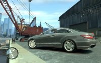 Скриншот к файлу: Mercedes Benz E500 Coupe