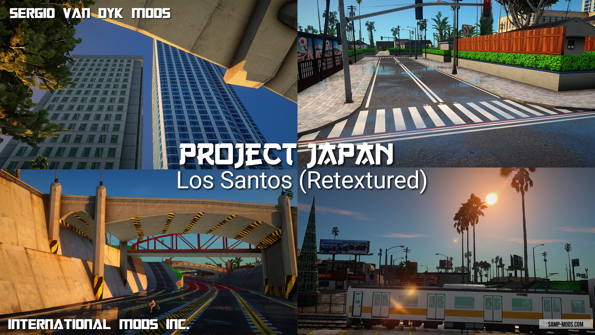 GTA San Andreas :: Архив файлов :: Samp-Mods - Все для SA-MP