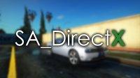 Скриншот к файлу: SA_DirectX 2.0
