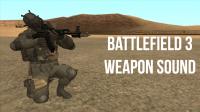 Скриншот к файлу: Battlefield 3 Weapon Sound