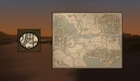 Скриншот к файлу: RDR2 Map Styled