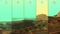Скриншот к файлу: Draw Distance Mod