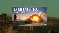 Скриншот к файлу: Combat FX v2.0