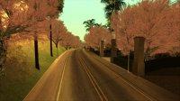 Скриншот к файлу: Cherry Trees v1.0