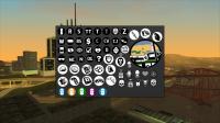 Скриншот к файлу: Иконки в стиле GTA IV