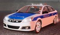 Скриншот к файлу: Opel Vectra Polish Police