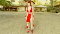Скриншот к файлу: Dead Or Alive 5 LR DLC Mai Shiranui Pack