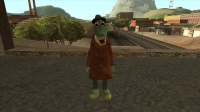 Скриншот к файлу: Крокодил Гена
