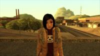 Скриншот к файлу: Naotora Li Winter Outfit