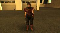 Скриншот к файлу: GTA Online Female Skin Pack