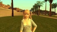 Скриншот к файлу: Marie Rose - White Dress
