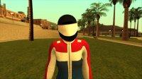 Скриншот к файлу: GTA Online Skin - Alice