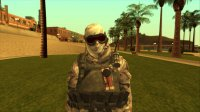 Скриншот к файлу: Soldier Spetsnaz