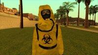 Скриншот к файлу: Biohazard Skin