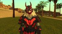 Скриншот к файлу: Blood Moon Samurai