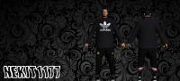 Скриншот к файлу: Новый скин в Adidas