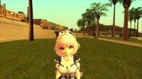 Скриншот к файлу: CGSS Riamu Yumemi SSR2