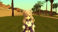 Скриншот к файлу: Keqing из Genshin Impact