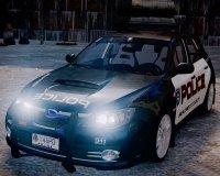 Скриншот к файлу: 2008 Subaru Impreza WRX STI Police