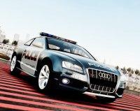 Скриншот к файлу: 2007 Audi S5 Police