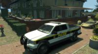 Скриншот к файлу: Police Ford F150