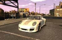 Скриншот к файлу: 2010 Porsche 911 Sport Classic