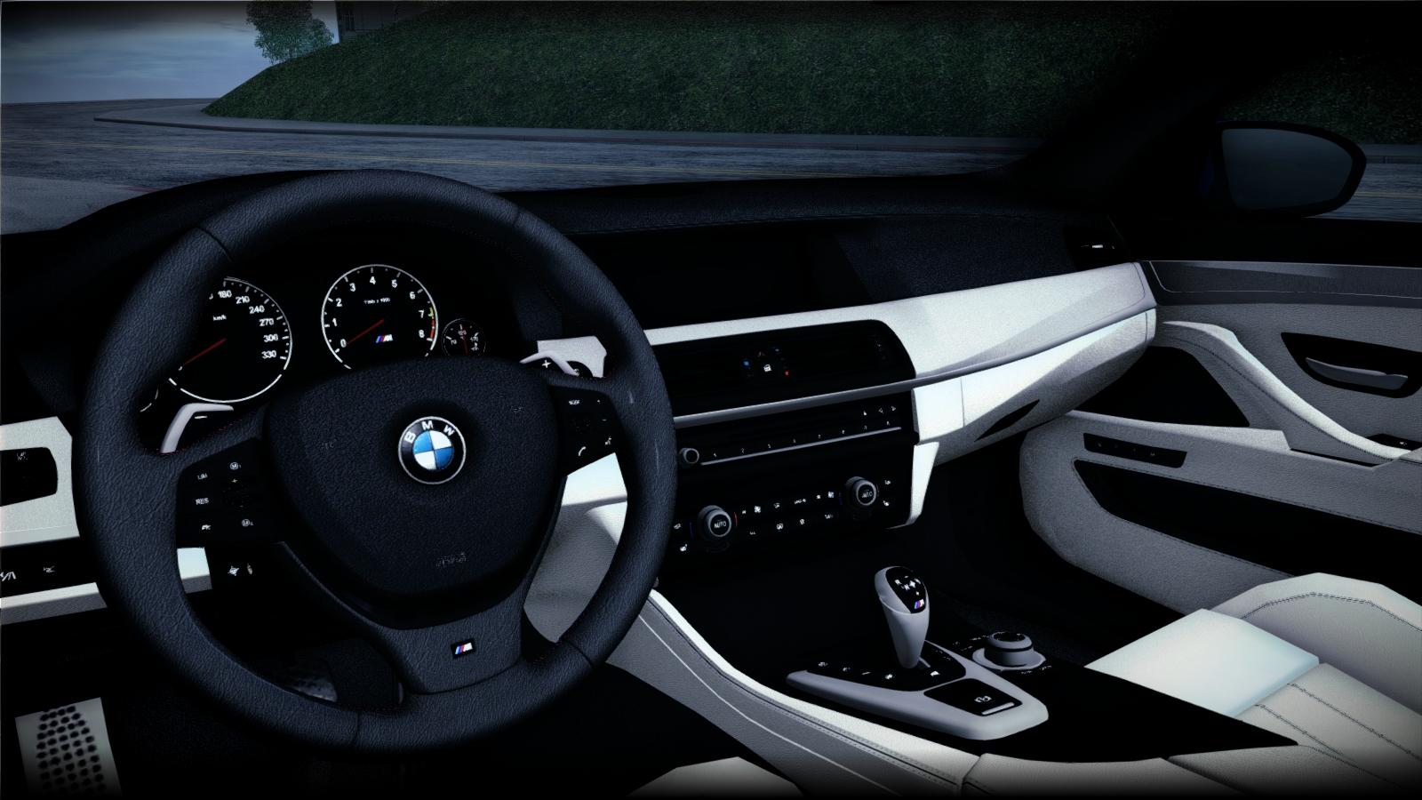 BMW M5 (F10) 2012 для GTA San Andreas