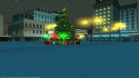 Christmas Mapping [Pershing Square]