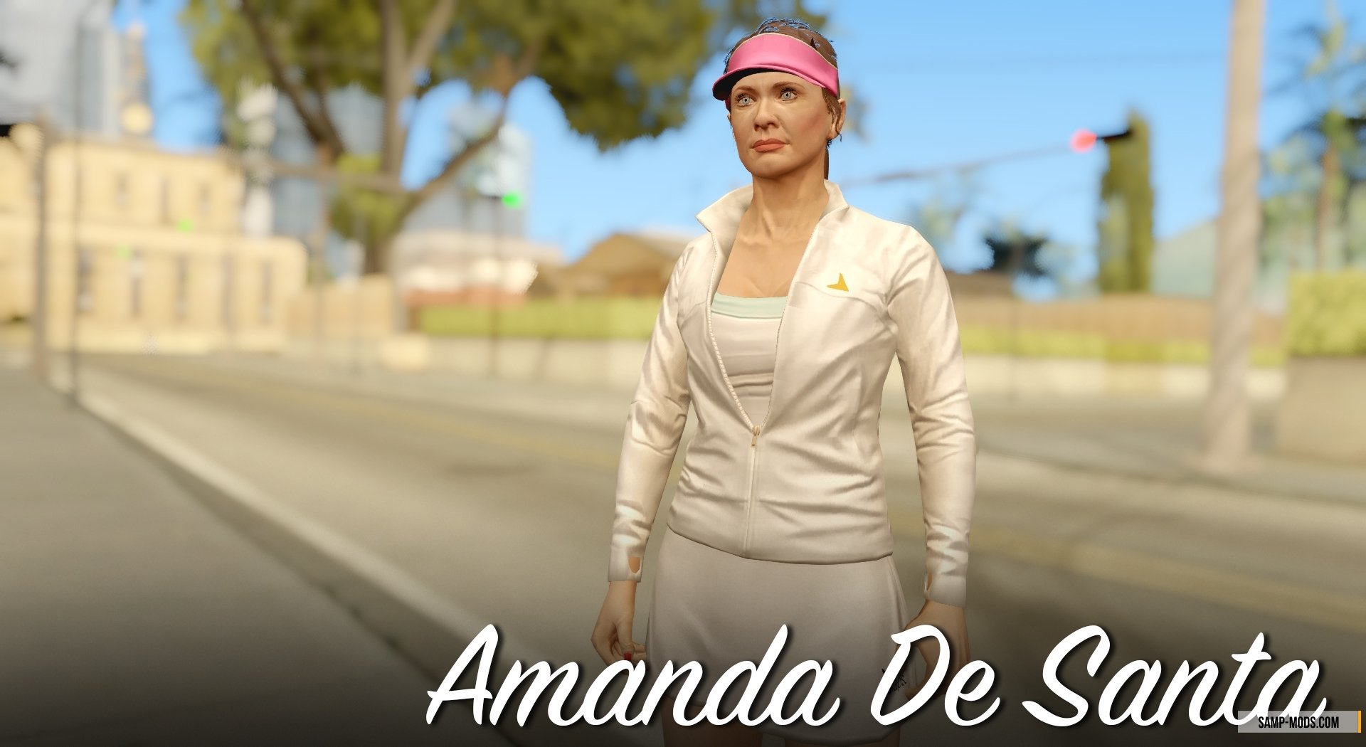 Family de santa gta v gta san andreas for Family motors santa maria ca
