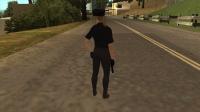 GTA Online: Female Cop Skin