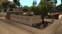 Пожарная станция от Kova515