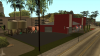 Пожарная станция от BarbaNegra