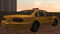 Declasse Premier Classic Taxi