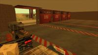 Пожарная станция от Markyz