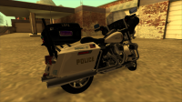 Harley-Davidson FLHTP Electra Glide Police 2014